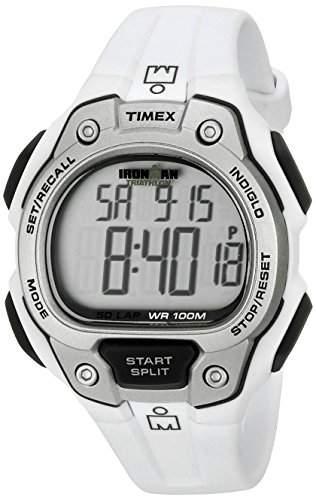 TIMEX IRONMAN CORE 50 LAP FULL SIZE WATCH WHITE