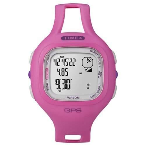 Timex Damen-Armbanduhr XL Marathon Digital Quarz Plastik T5K698
