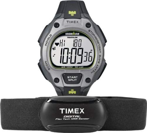 Timex Unisex-Armbanduhr Digital Quarz Resin T5K719F7