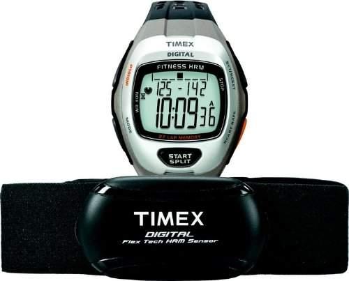 Timex-t5K735he-Health & Fitness-Herren Sport Armbanduhr Armband Kunstharz-Herzfrequenz Monitor Digital