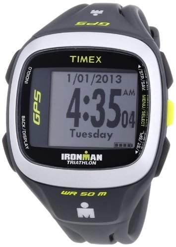 Timex Unisex-Armbanduhr Digital Quarz Kautschuk T5K743