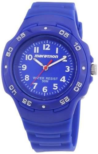 Timex Unisex-Armbanduhr Marathon By Timex Analog Analog Quarz Plastik T5K749
