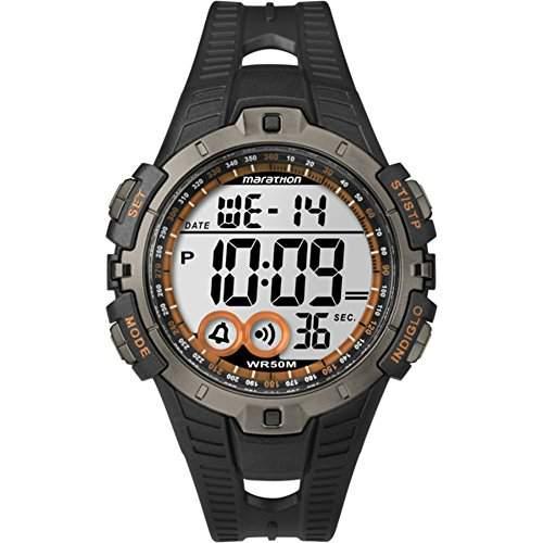 Timex Herren-Armbanduhr Digital Quarz Plastik T5K801