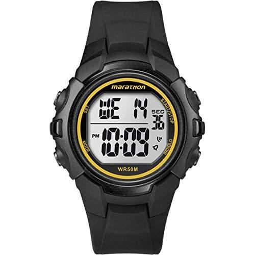 Timex Herren-Armbanduhr Digital Quarz Plastik T5K818