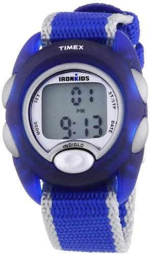Timex Jungen-Armbanduhr Timex Ironkids Digital Quarz Nylon T7B982
