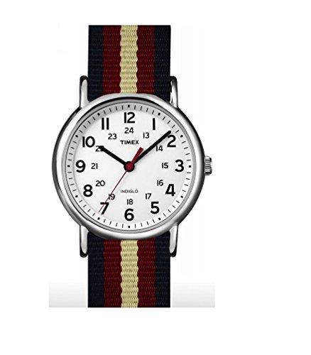 Armbanduhr Timex Weekender abt743 Indiglo
