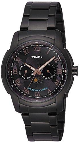Timex E Class Analog Black Dial Mens Watch tw000y510