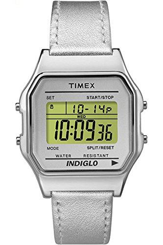 Timex T80 Classic Unisex Armbanduhr Digital Quartz TW2P76800