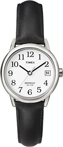 Timex Analog Leder T2H331D7