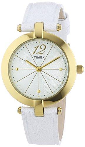 Timex Analog Quarz Leder T2P542