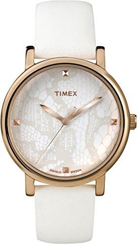Timex Analog Quarz Leder T2P460