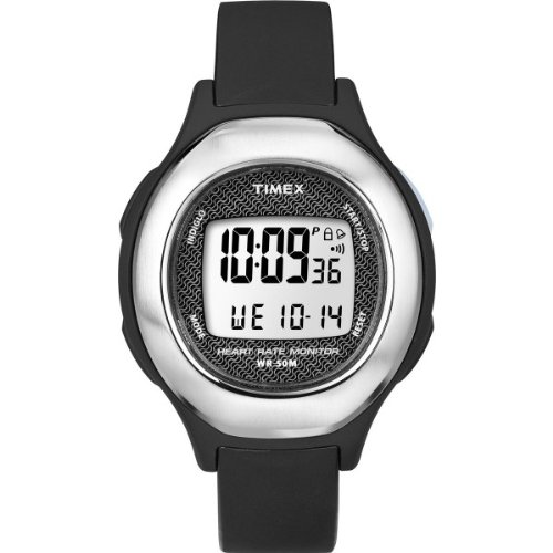 Timex Damen Armbanduhr Ironman Digital Quarz Kautschuk T5K483