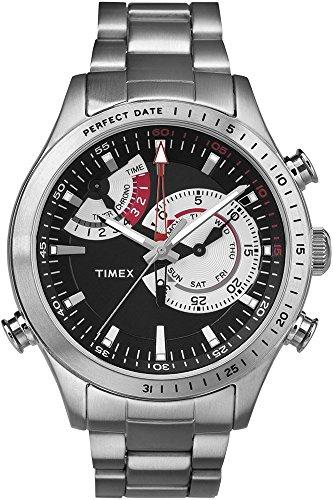 Timex Analog Quarz Edelstahl TW2P73000