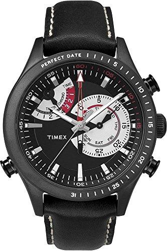 Timex Herren Armbanduhr Analog Quarz Plastik TW2P72600