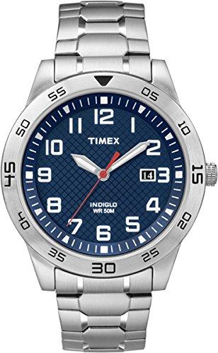 Timex Analog Quarz Leder TW2P61500