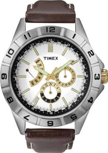 Timex Herren Armbanduhr Analog Quarz T2N517PF