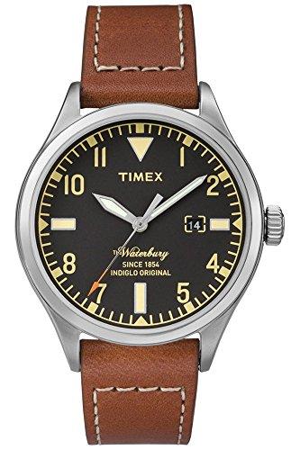 Timex Analog Quarz Leder TW2P84000