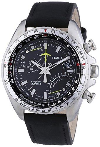 Timex Chronograph Quarz Leder T2P101