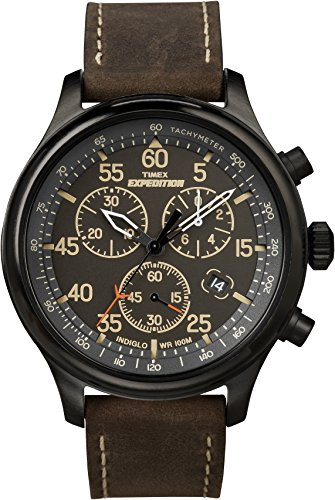Timex Field Quarz ChronographT49905