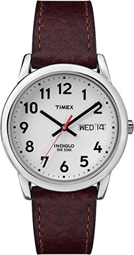 Timex Grau Quarz Leder T20041D7