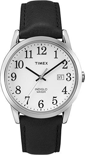 Timex Man Easy Reader Tw2P75600 Analog Quarz TW2P75600