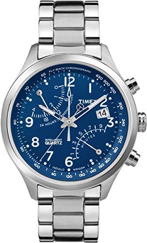 Timex Man Iq Fly Back Chrono Analog Quarz TW2P60600