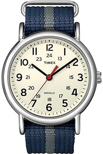 Timex Special Weekender Slip Through Analog Quarz T2N654PF