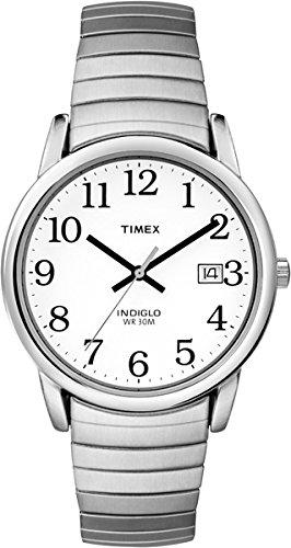 Timex Weiss Analog Edelstahl T2H451D7