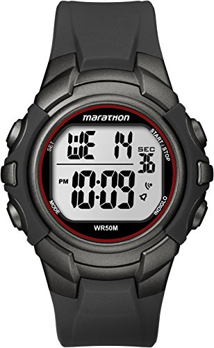 Timex XL Digital Quarz Plastik T5K6424E