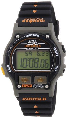 Timex XL Timex Ironman Traditional 8 Lap Digital Quarz Plastik T5H941