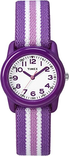 Timex Kinder Armbanduhr Analog Quarz Mehrfarbig TW7C06100