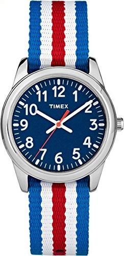 Timex Kinder Armbanduhr Analog Quarz TW7C09900