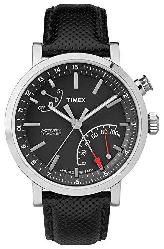 Timex Herren Metropolitan Chronograph Bluetooth Aktivitaet Tracker tw2p81700