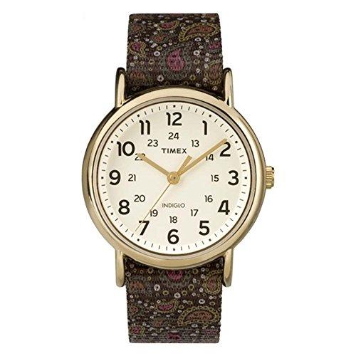 Timex Originals Tw2p81200 Weekender Paisley Nylon