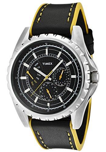 Timex Retrograde Armbanduhr Multifunktion Quartz T2N108