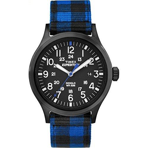 TIMEX Uhren EXPEDITION SCOUT TW4B02000 Herren Blau TW4B02100