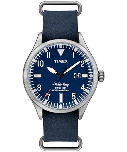 TIMEX Uhren TIMEX Herren The Waterbury Date TW2P64500D7