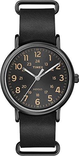 Timex Unisex Armbanduhr Analog Quarz T2P494