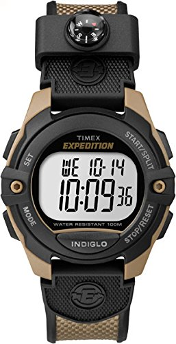 Timex Unisex Armbanduhr Digital Quarz TW4B07800