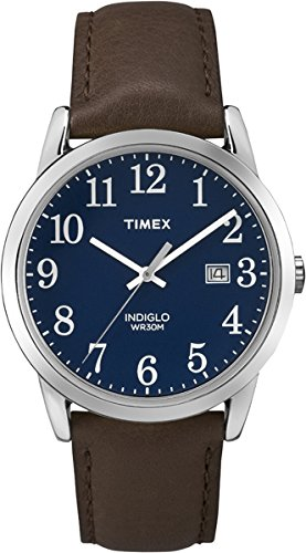 Timex Unisex Armbanduhr Man Easy Reader Tw2P75900 Analog