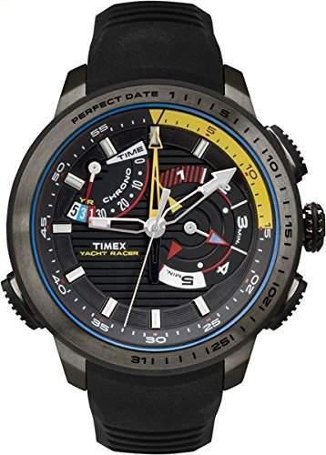 Timex Herren-Armbanduhr Analog Quarz Plastik TW2P44300