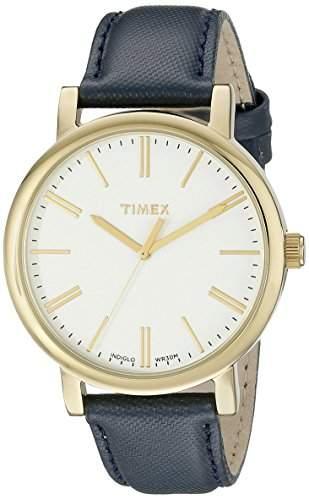 Timex Damen CLASSIC MIT INDIGLO Analog Casual Quartz Reloj TW2P63400