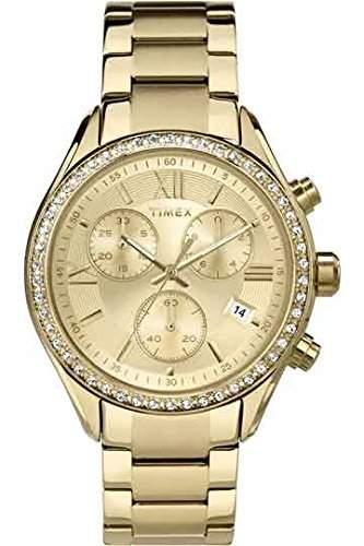 Timex Damen-Armbanduhr Chronograph Quarz TW2P66900