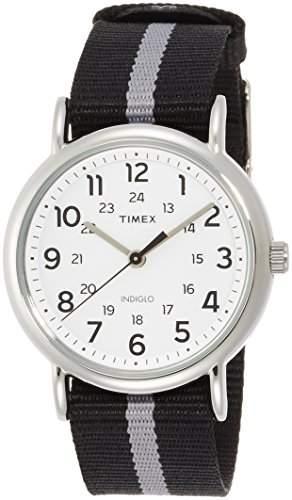 Timex Damen-Armbanduhr Chronograph Quarz Textil TW2P72200