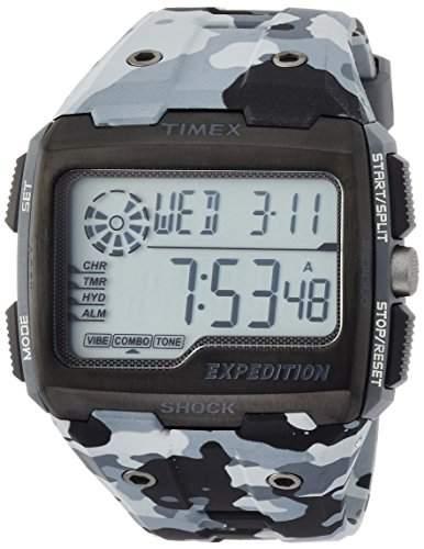 TIMEX Uhren Grid Shock Herren Multi farbigen - TW4B03000