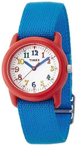 Timex Jungen-Armbanduhr Analog Quarz Textil TW7B99500