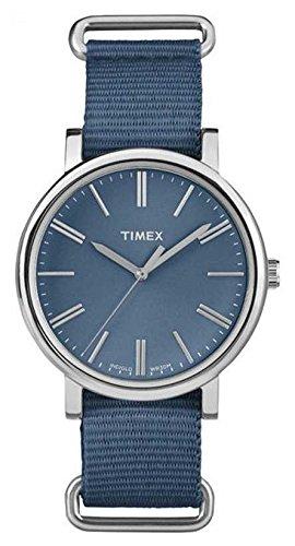 Uhr nur Zeit Unisex Timex Original Trendy Cod tw2p88700