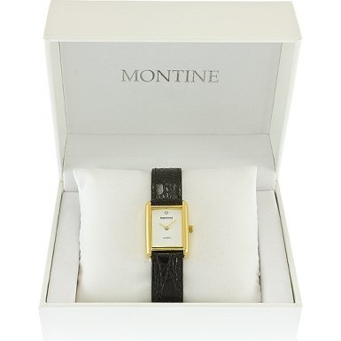 Montine DN00S1LIPG White Dial Watch