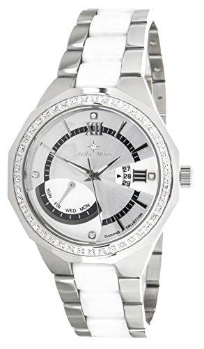 Stella Maris Analog Quarz Premium Keramik Diamanten ST5656