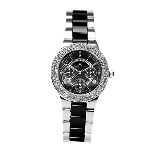 Stella Maris Analog Quarz Premium Keramik Diamanten STM15S3